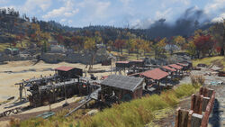 FO76 Summersville Docks