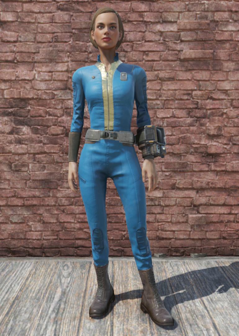 84f6a4a7f20 Vault jumpsuit (Fallout 76)