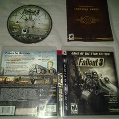 Fallout 3 GOTY PS3 Edition