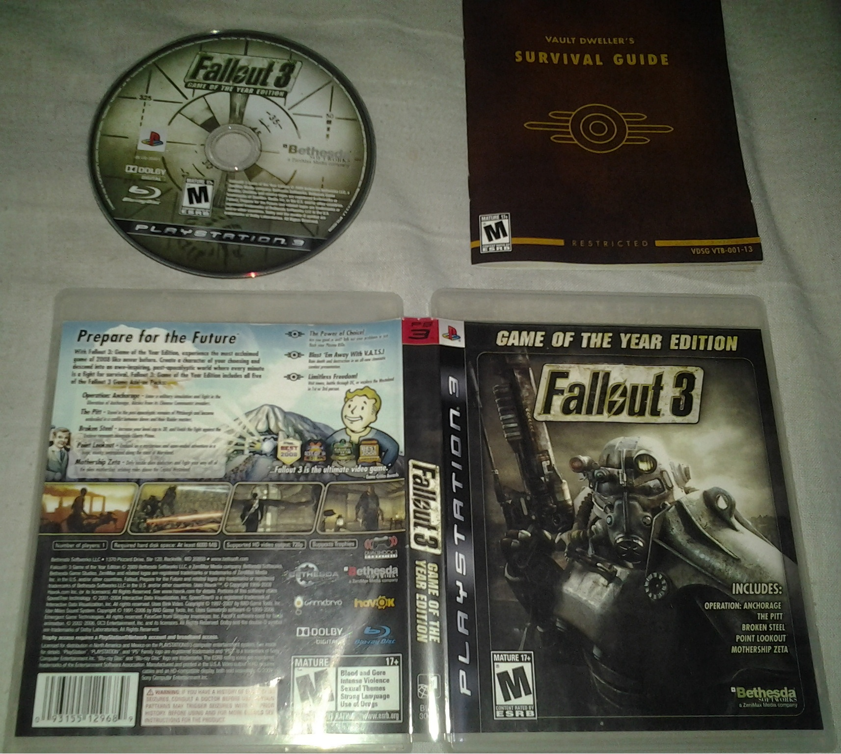 fallout 3 fallout wiki fandom powered by wikia rh fallout wikia com fallout 3 quest guide xbox 360 fallout 3 weapons guide xbox 360