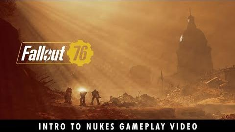 Fallout 76 – The Power of the Atom! Intro to Nukes Gameplay Video