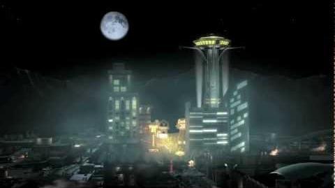 Fallout New Vegas Intro (rus sub)