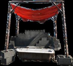 Fo4 Trade Caravan Post
