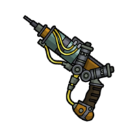 FoS plasma pistol