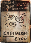 Jerky Vendor - Capitalism and You