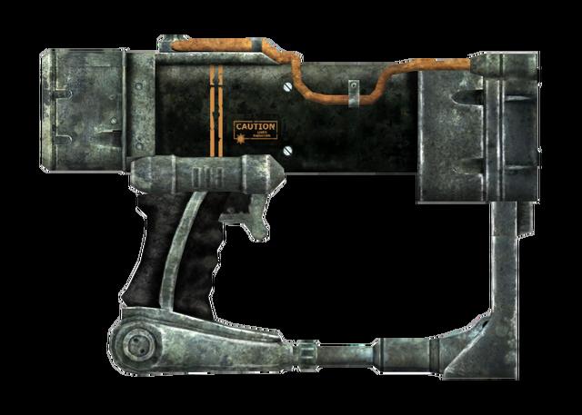 File:Laser pistol (Gamebryo).png