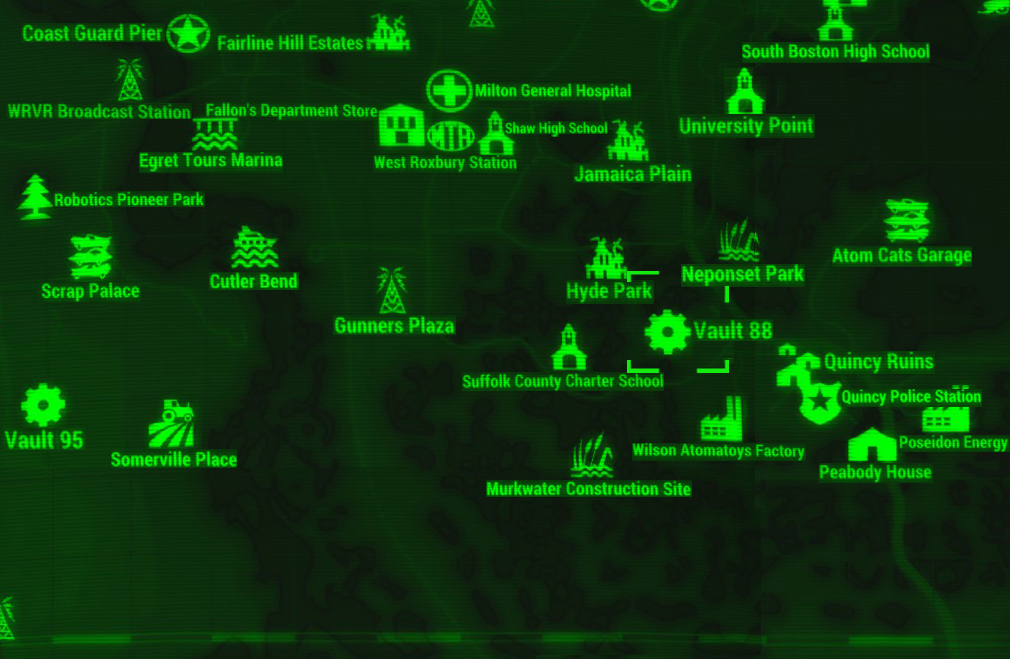 Fallout3 Vault 78 Gallery Wallpaper And Free Download