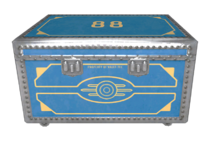Vault 88 steamer trunk clean