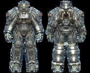 CC Hellfire power armor BoS Sentinel