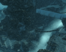 FO3OA Cliffs start