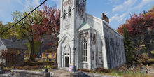 FO76 Flatwoods (Church)