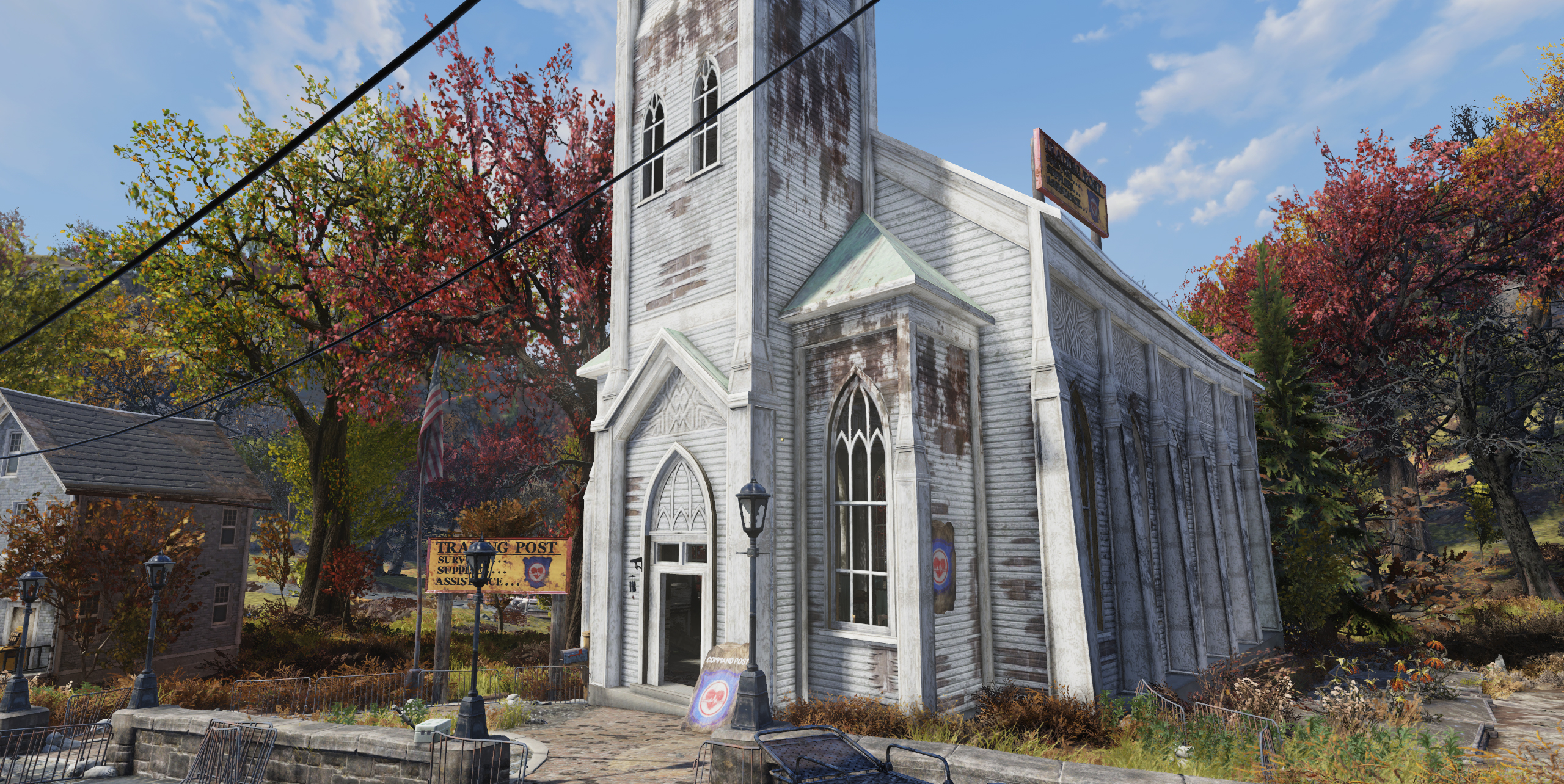 FO76 Flatwoods (Church)