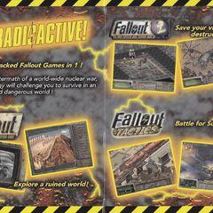 <i>Fallout Trilogy</i> (2009 edition): interior