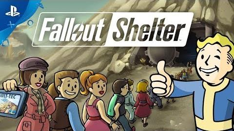 Fallout Shelter - E3 2018 Trailer PS4
