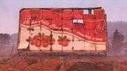 Fo76 Nuka Cola Cranberry billboard3
