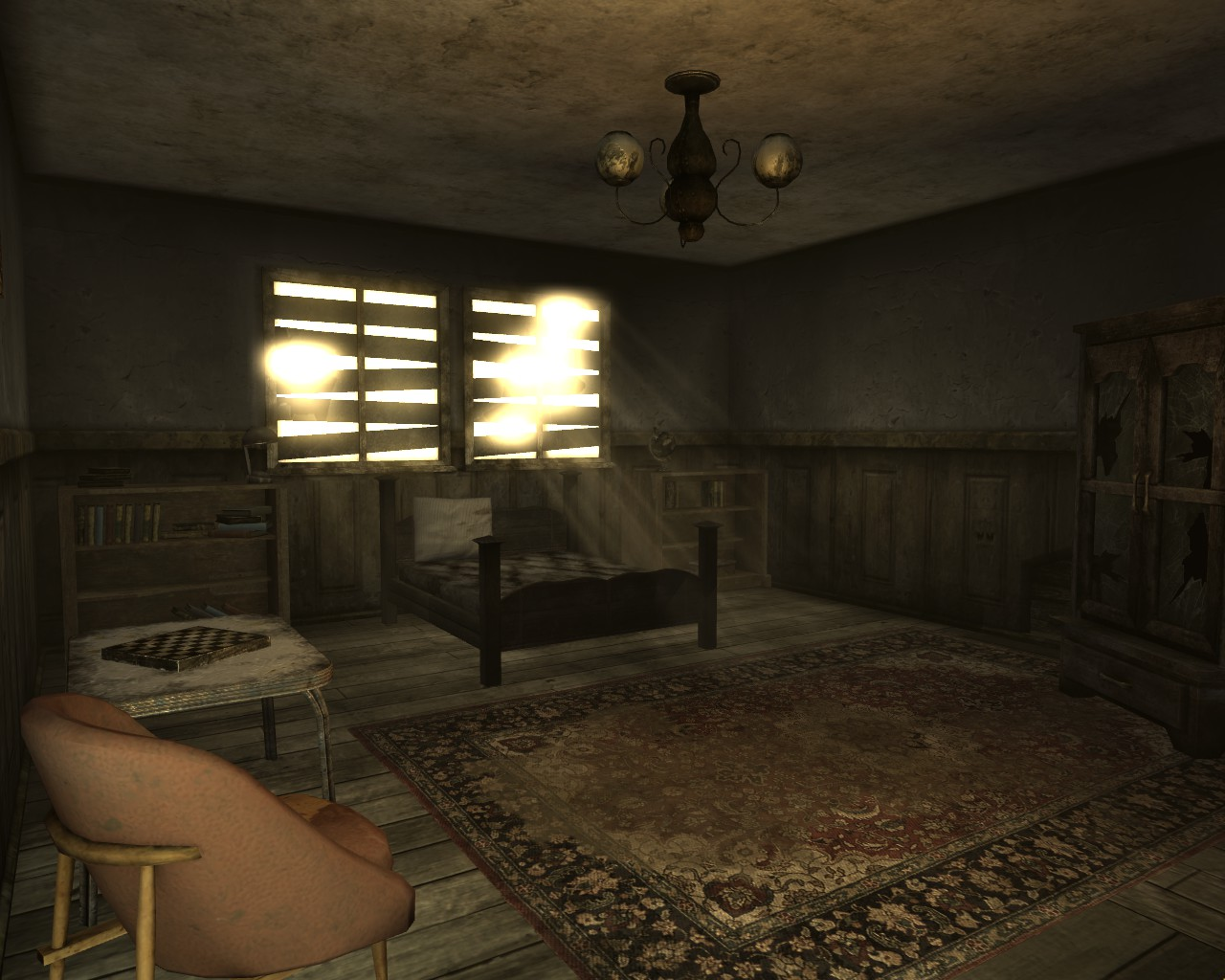 Mitchell Bedroom