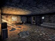 Opuszczony dom new vegas wnętrze