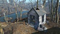 Thoreau house