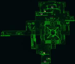 ArcJet Engine Core map