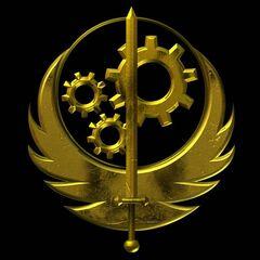 Alternative golden insignia