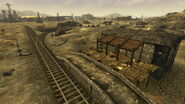 FNV Junction 15 railway station