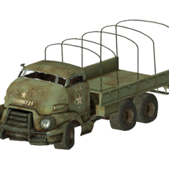 Військова вантажівка