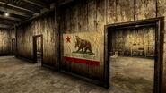 FNV NCR Ranger Safehouse interior
