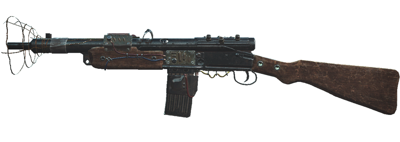 assault rifle fallout wiki fandom powered by wikia image fo4fh radium rifle png fallout wiki