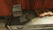 FO4 College Square Station key