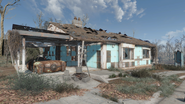 FO4 Russell House after war