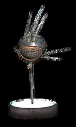 FO76 Eyebot model