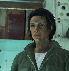 Fallout4 Isabel Cruz