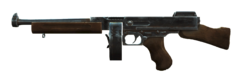 Fallout4 Submachine gun