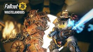 Fallout 76 - Wastelanders Bande-annonce officielle n°2