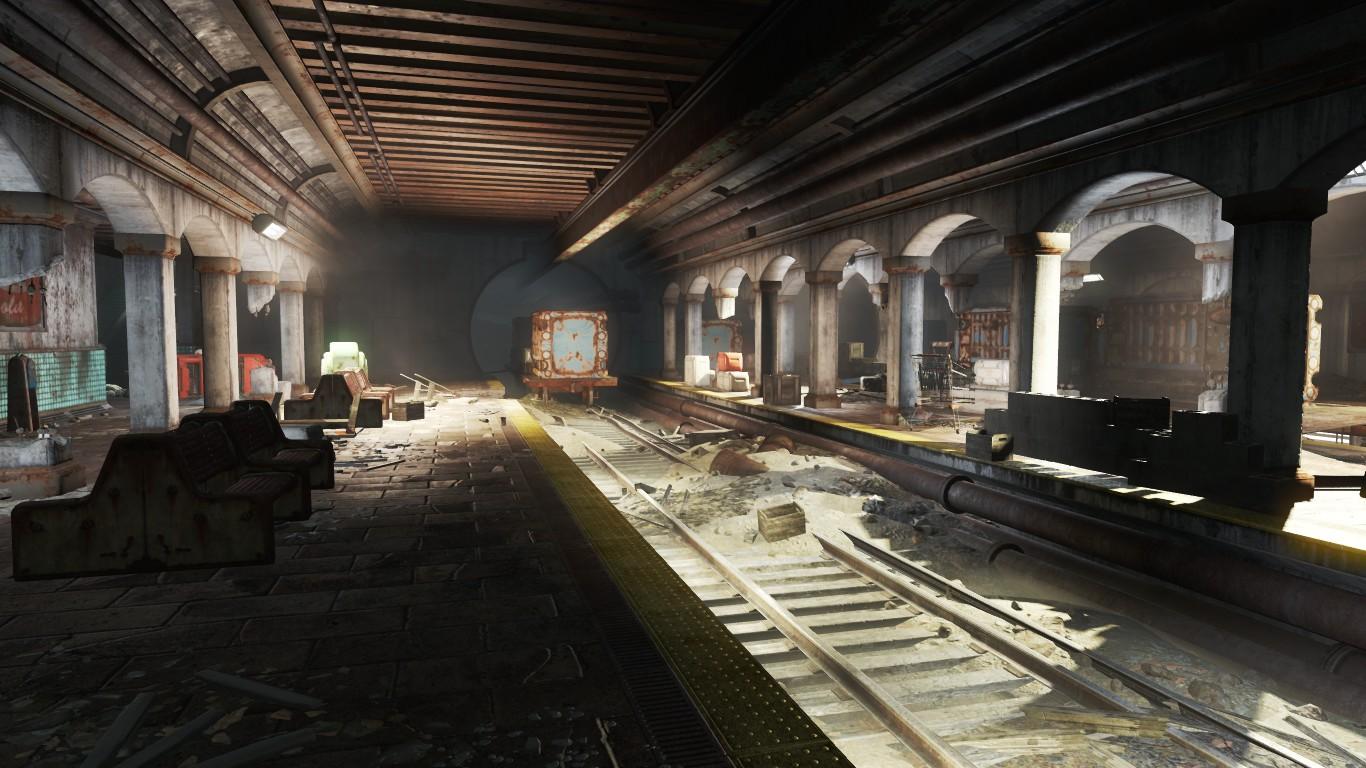 Park Street Station Fallout Wiki Fandom Powered By Wikia