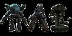 Fo4 Robot Parts Model