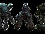 Robot parts model (Fallout 76)