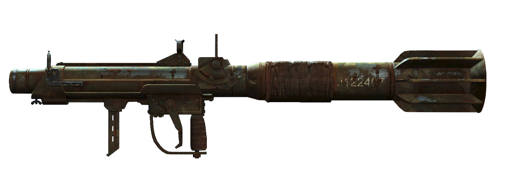 Missile launcher (Fallout 4) | Fallout Wiki | FANDOM powered