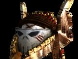 Salt-Upon-Wounds' helmet