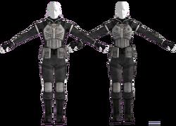 Stealth suit Mk II
