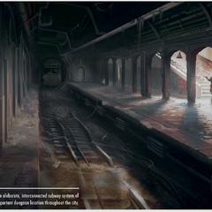 Станція «Брейнтрі», концепт-арт з <a href=