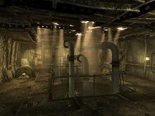 WP plant interior