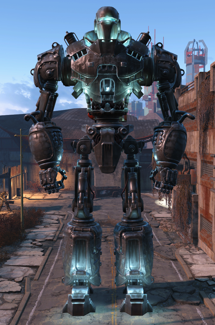 Liberty Prime | Fallout Wiki | FANDOM powered by Wikia