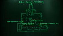 HC Printing loc map