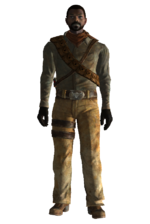 Ranger red scarf outfit