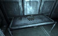 Vault 112 overseers office code