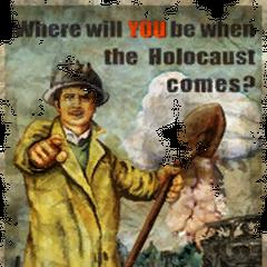 «А ти готовий до ядерного голокосту?»