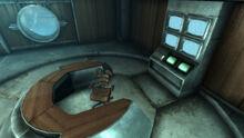 FO3 Vault 101 Overseer's terminal