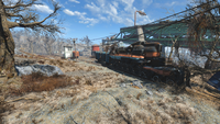FO4 Bedford TV
