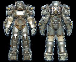 FO4 T-60 power armor tesla